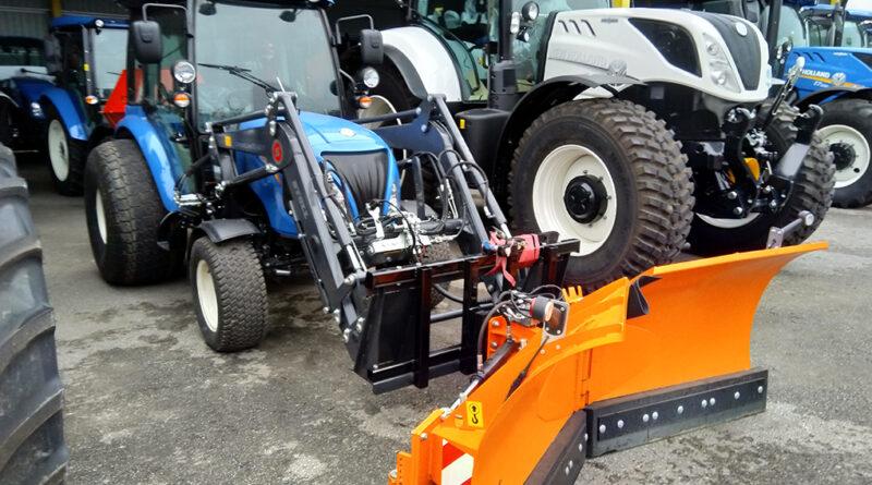 RJK traktor